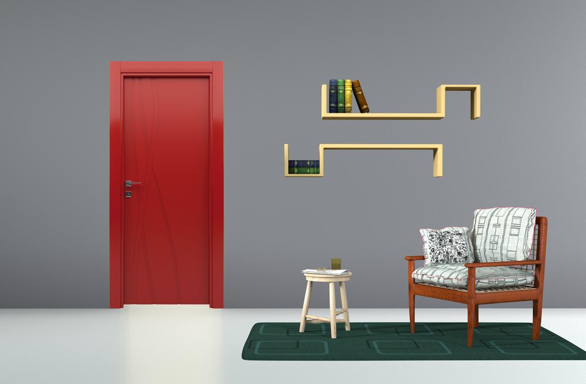 Porta A Libro Asimmetrica i nostri sistemi di apertura - la tua porta | produzione e